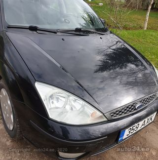 Ford Focus 1.8 66kW