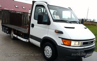 Iveco Daily 2.8 R4 92kW