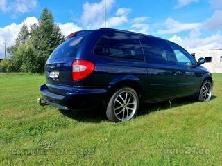 Chrysler Grand Voyager 2.8 16V 110kW