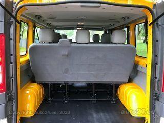 Opel Vivaro Passanger Facelift 2.0 CDT-i 84kW