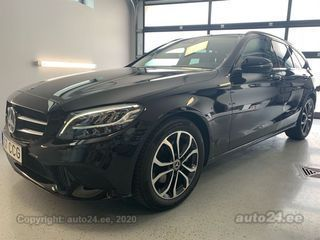 Mercedes-Benz C 220 Nicht Paket Black Edition 2.0 143kW