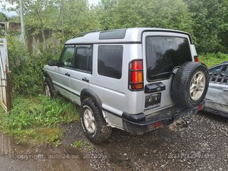 Land Rover Discovery 2.5 TD5