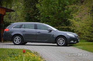 Opel Insignia Sports Tourer 2.0 TDI 96kW