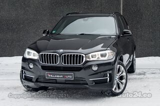 BMW X5 F15 X-Drive Pano Comfort Pure Excellence 3.0 R6 N57T 190kW