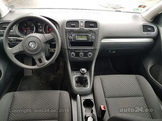 Volkswagen Golf 6 2.0 81kW