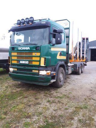 Scania G480 353kW