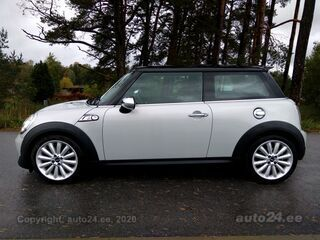 MINI Cooper S Facelift Turbo Sport Chromeline MOD.2011a 1.6 R56 R4 Turbo 135kW