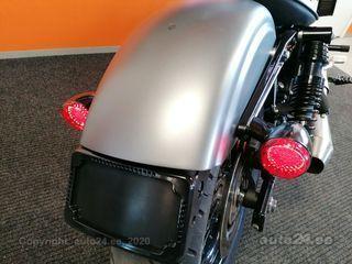 Harley-Davidson Dyna Street Bob FXDBI V2 56kW