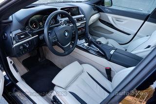 BMW 640 d xDrive Gran Coupe LCi 3.0 230kW