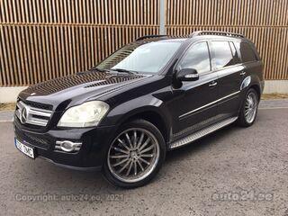 Mercedes-Benz GL 320 3.0 165kW