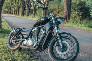 Full Custom chopper V2 37kW