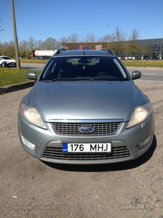 Ford Mondeo 2.0 TDCI 103kW