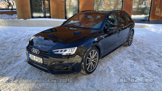 Audi A4 S-Line Matrix-Led 2.0 140kW