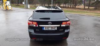 Toyota Avensis Sol Plus 1.8 108kW