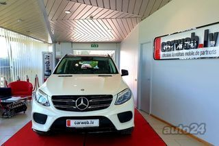 Mercedes-Benz GLE 350 D 4MATIC 3.0 190kW