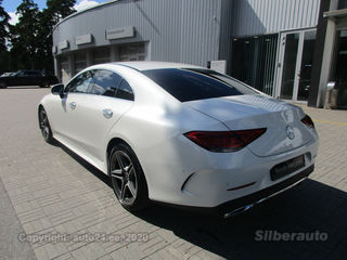 Mercedes-Benz CLS 350 d 4 Matic AMG/Distronic 2.9 R6 210kW