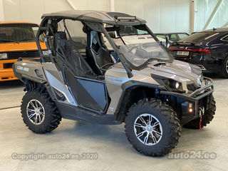 Can-Am Commander LIMITED 63kW