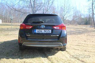 Toyota Auris TOURING SPORTS LUXURY HYBRID 1.8 73kW