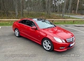 Mercedes-Benz E 200 Amg styling 1.8 135kW