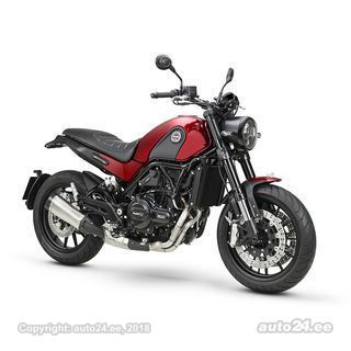 Benelli LEONCINO 500 ABS R2 OHV 35kW