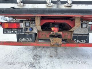 Scania R580 6x2+RETARDER+SIDE OPENING 426kW