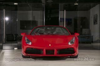 Ferrari 488 Spider 3.9 V8 493kW