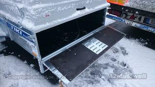Tiki Treiler Lumesaan 3.27x1.5 Plastkaanega