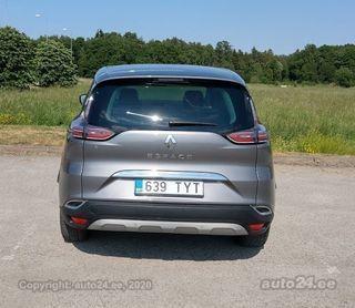 Renault Espace Intens 1.6 dci 118kW