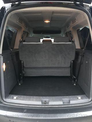 Volkswagen Caddy 2.0 103kW