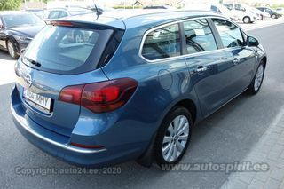 Opel Astra 1.6 85kW