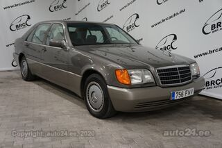 Mercedes-Benz S 300 SEL 3.2 170kW