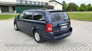 Chrysler Town & Country 3.8 142kW