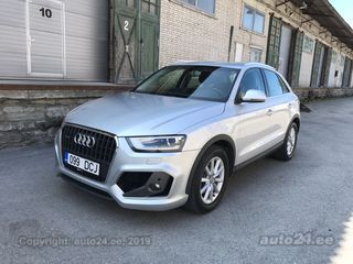 Audi Q3 ABT Tuning Quattro 2.0 130kW
