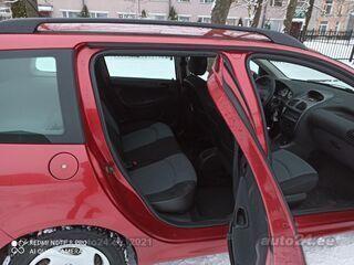Peugeot 206 1.4 R4 55kW