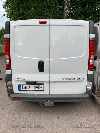 Opel Vivaro 2.0 R4 84kW