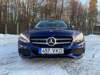 Mercedes-Benz C 220 4matic 2.1 125kW