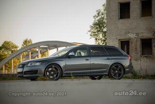 Audi RS 6 Avant Quattro Shadowline Solar 5.0 V10 Bi-Turbo 426kW