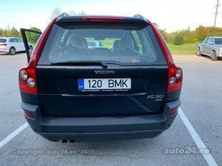 Volvo XC90 D5 Black Kinetic 2.4 120kW