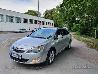 Opel Astra 1.4 103kW