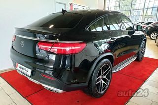 Mercedes-Benz GLE 450 AMG 4 MATIC 3.0 270kW