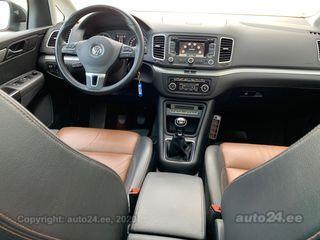 Volkswagen Sharan 2.0 TDI-PD 103kW