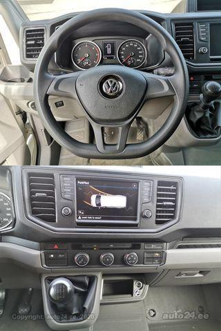 Volkswagen Crafter 2.0 R4 130kW