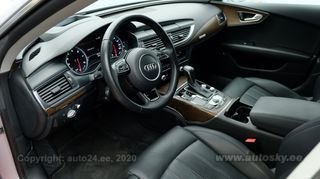 Audi A7 S-line Sport package 3.0 V6 245kW