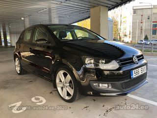 Volkswagen Polo 1.4 63kW