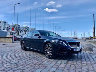 Mercedes-Benz S 350 BLUETEC 3.0 190kW