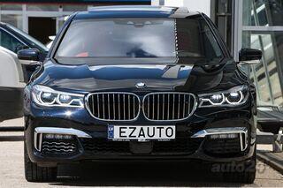 BMW 750 G12 LANG XDRIVE M-SPORTPAKET 4.4 i 330kW