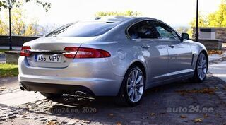 Jaguar XF S Twin-Turbo 3.0 202kW