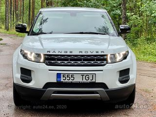 Land Rover Range Rover Evoque SHADOW LINE 4WD 2.2 TD4 ATM 110kW