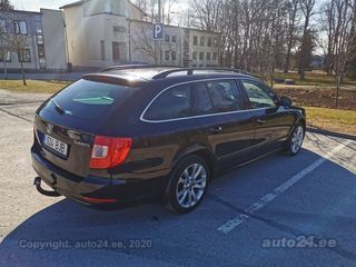 Skoda Superb 2.0 V16 103kW