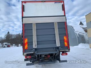 Volvo FH540 6x2+SIDE OPENING+DOUBLE STOCK 405kW